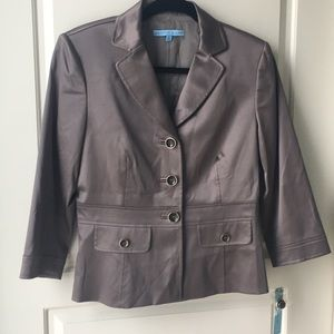 Antonio Melani Fitted Jacket Blazer - Size 6-NWT
